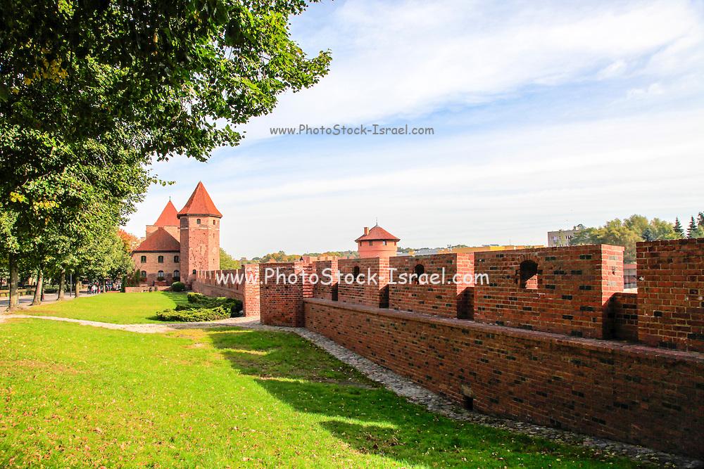 Malbork (Marienburg) Castle Poland