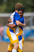 Rowan College at Gloucester County vs Sussex Community College Men's Soccer - 10 September 2016