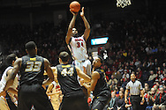 "Ole Miss vs. Missouri at the C.M. ""Tad"" Smith Coliseum in Oxford, Miss. on Saturday, February 8, 2014. Mississippi won 91-88. (AP Photo/Oxford Eagle, Bruce Newman)"