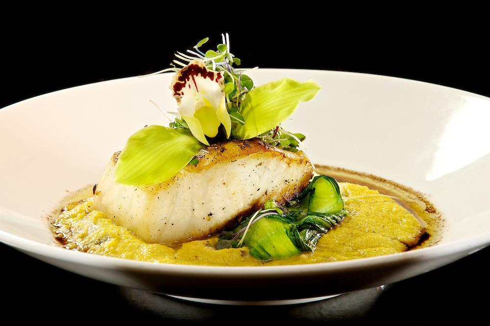 Chilean Sea Bass prepared at Nisen Sushi
