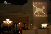 Atmosphere at the Celebrity Catwalk co-sponsored by Alize held at The Highlands Club on August 28, 2008 in Los Angeles, California..Celebrity Catwork for Charity, a fashion show/lifestyle event, raises funds & awareness for National Animal Rescue.