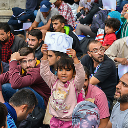 The current refugee crisis, brought on by fighting in Syria, is a defining moment in the history of the European Union