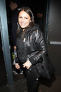 Angie Martinez at the Jadakiss performance of his new album ' The Last Kiss '  held at Highline Ballroom on April 8, 2009 in New York City