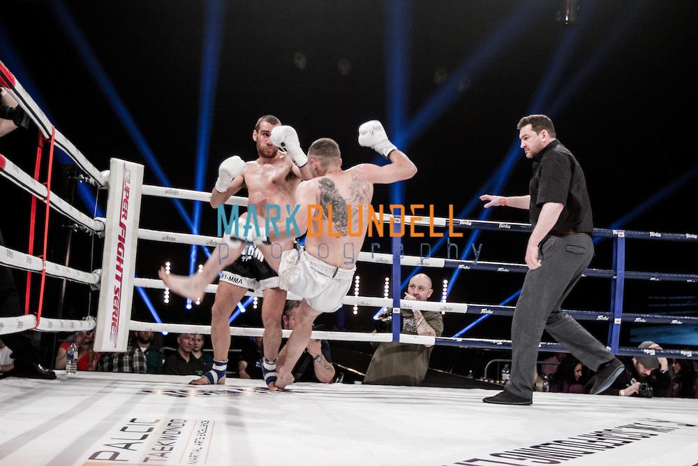 Dominik Matusz vs. Giannis Skordhils