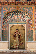 City Palace, city of Jaipur,Rajasthan, India