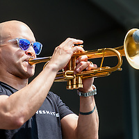Irvin Mayfield & New Orleans Jazz Orchestra, New Orleans Jazz & Heritage Festival 2016