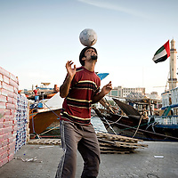 Dubai, United Arabs Emirates, 22 November 2008<br />