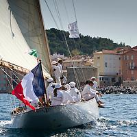 Voiles de Sain-Tropez 2012-Voiliers Classiques