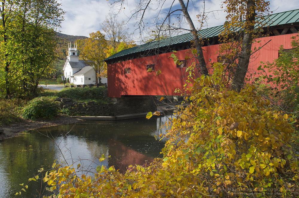 Arlington Green Covered Bridge Vermont