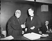 1958 - Cumann na Gaelach Inaugural at University College Dublin