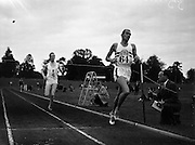Athletics International at Santry..17.07.1961