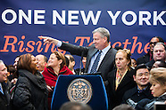 Press Conference | Mayor Bill de Blasio and Melissa Mark-Viverito - Paid Sick Days