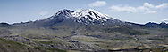 Mount St. Helens Panoramic from Johnston Ridge Observatory, Mount St. Helens National Volcanic Monument, Washington