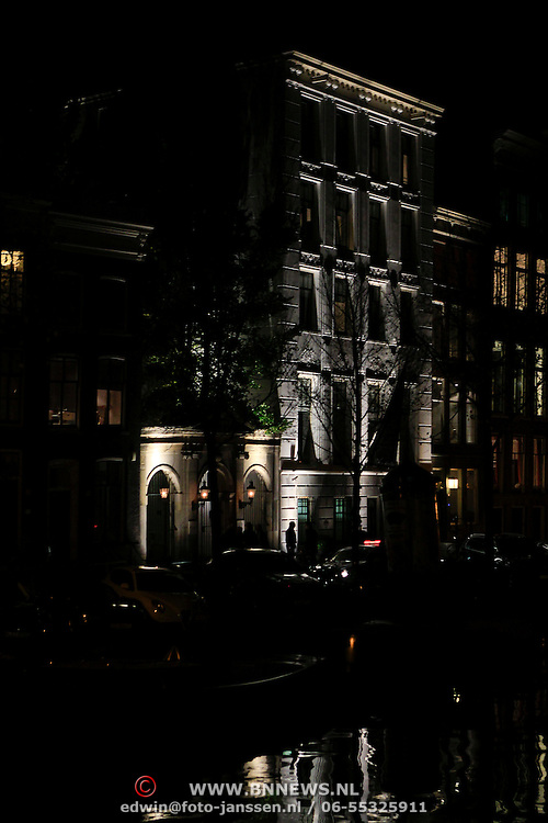 NLD/Amsterdam/20101107 - Familie verlten huwelijk Doutzen Kroes en Sunnery James, hotel The Dylan