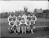 1961- Schoolgirl Interprovincial Hockey Munster v Leinster