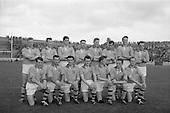 19.08.1962 - All Ireland Football Semi Final: Cavan v Roscommon [C161]
