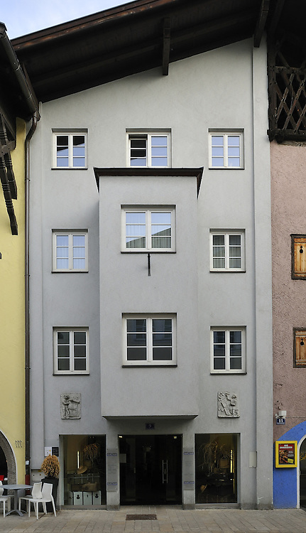 Building in Telfs
