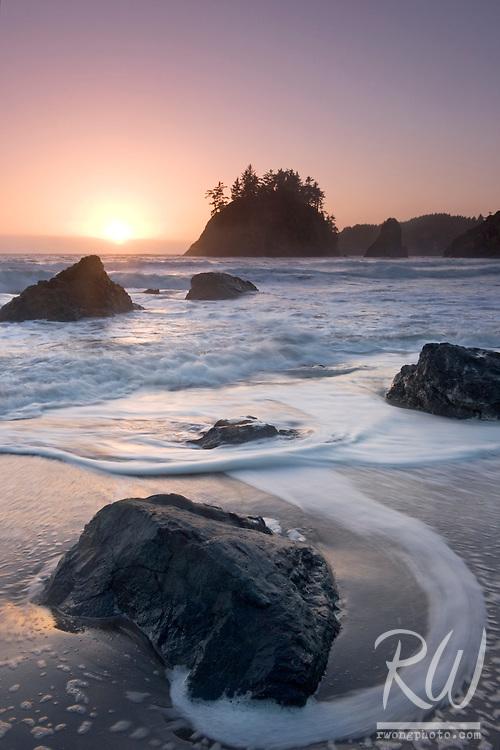 Trinidad State Beach, California