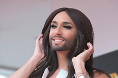 JUL 03 2014 Conchita Wurst in Madrid