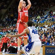 21 November 2009: Radford (40) Joey Lynch-Flohr senior F/center..Duke Rolls Past Radford 104-67 .Mandatory Credit: Mark Abbott / Southcreek Global