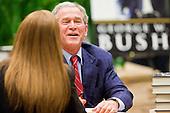 George W. Bush Book Signing