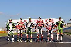 R9 MCE British Superbikes Donington Park - 2014