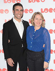 Brett Goldstein and Kerry Godliman attend Loco: Superbob UK Film Premiere as part of The Loco London Comedy Film Festival at BFI Southbank, Belvedere Road, London on Saturday24 January 2015