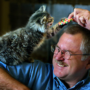Gary Hendel is the director of Multnomah County Animal Control and is seeing anger from those in the pet rescue movement. He himself is a lover of animals and takes great pains to place as many as possible back into the community.