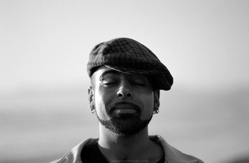 Travis, musician of San Francisco Bay ARea
