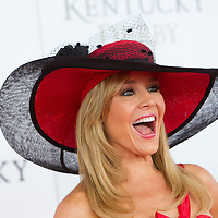 Entertainment - Julie Benz - Celebrities at 2011 Kentucky Derby - Louisville, KY
