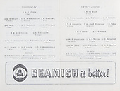 06.06.1965 Munster Senior Hurling Final Programme