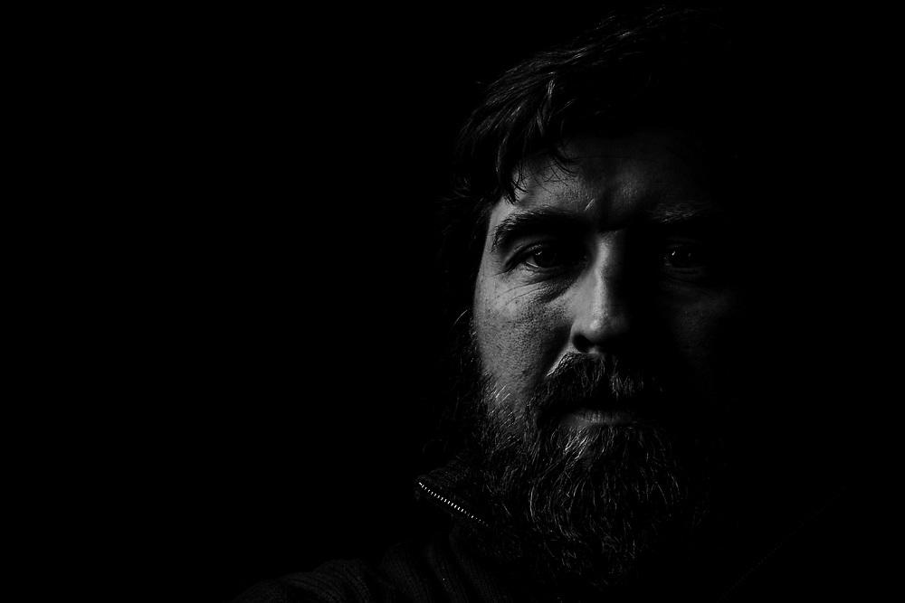 Towson, Maryland - January 03, 2017: Self Portrait<br /> <br /> CREDIT: Matt Roth