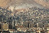 Damascus Cityscape
