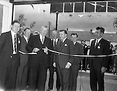 1962 - Opening of Smiths Motor Group Garage Athy