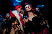 """""""Tokyo's Got Talent"""" event organized by drag-queen Phil McQueen at club Hijoguchi in Nichome. (Phil on the right)"""