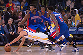 20151109 - Detroit Pistons @ Golden State Warriors