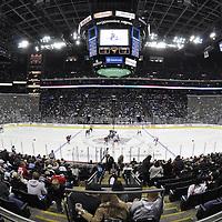 Nationwide Arena - Columbus Blue Jackets vs New York Islanders - April 7, 2012