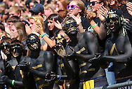 WEST LAFAYETTE, IN - SEPTEMBER 15:  Purdue Boilermakers fans watch the game against the Eastern Michigan Eagles at Ross-Ade Stadium on September 15, 2012 in West Lafayette, Indiana. (Photo by Michael Hickey/Getty Images)