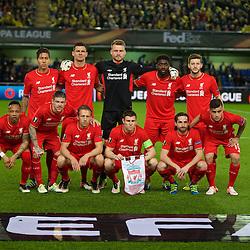 160428 Villarreal v Liverpool