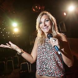 Comedian Naomi Hefter