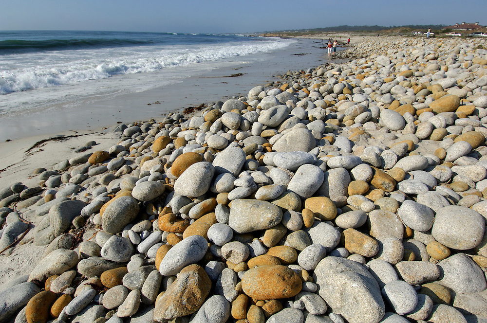 Pebble Beach, 17 Mile Drive, Monterey Bay, Monterey, California, United States of America