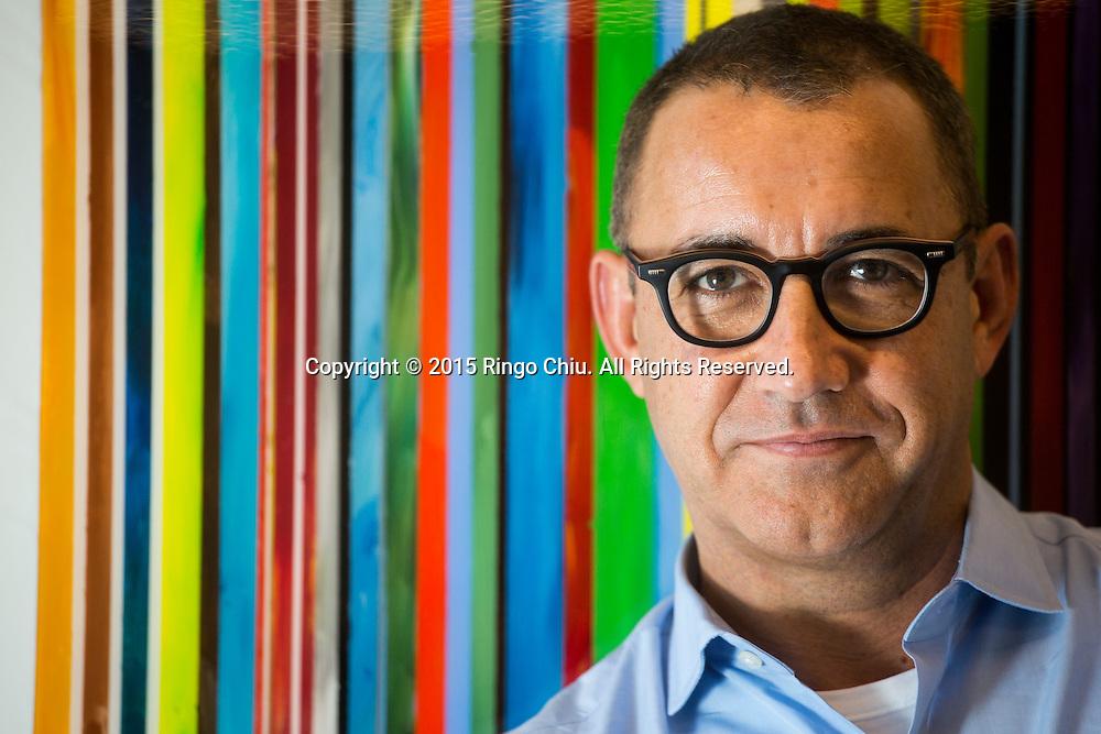 Joe Duran, the founder and chief executive of United Capital in Newport Beach.<br />  (Photo by Ringo Chiu/PHOTOFORMULA.com)