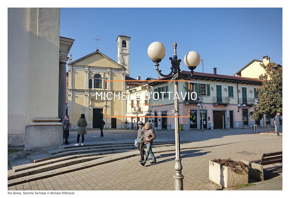 Settimo Torinese è un comune di circa 48 000 abitanti della città metropolitana di Torino, in Piemonte
