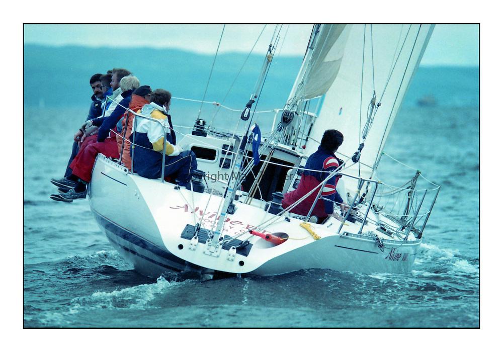 Historic Scottish Series Images<br /> <br /> Alvine 1989<br /> <br /> Picture Copyright  PFM Pictures