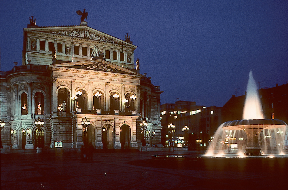Opera House, Germany