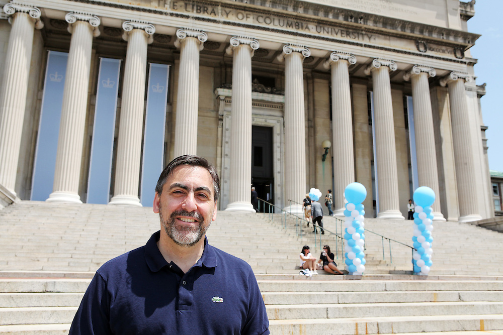 """Chris Tahbaz '86 L '90..""""Don't miss the midnight bike ride with Professor Ken Jackson.""""..""""Enjoy it, college is a great four years that you'll never have again and different from anything you'll ever do."""""""