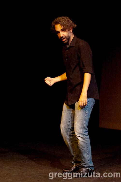 Andrew Nemr, Surel's Place artist-in-residence, retells the journey of his love affair with tap dancing, some of the friends he's met along the way, and how his journey has taught him more about love than about tap dancing.  September 19, 2015, Boise Contemporary Theater, Boise, Idaho.<br /> <br /> Surel's Place is a modern live-work space, nestled by the Boise River. Surel's Place mission is to provide the gifts of time, space, and shelter to professional artists because we believe that art is a vital part of the human experience.