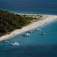 St. Croix, United States Virgin Islands, aerial and ground color photographs