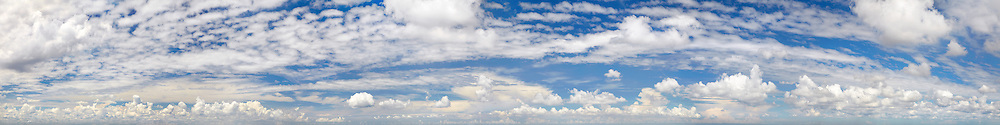 440mb High resolution super panorama of various cloud formations in the sky. 35,000px x 4400px. YOU MUST SEE IT TO BELIEVE IT - Contact us today.