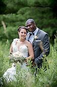 Christina & Joe's August wedding at Ellis Chapel
